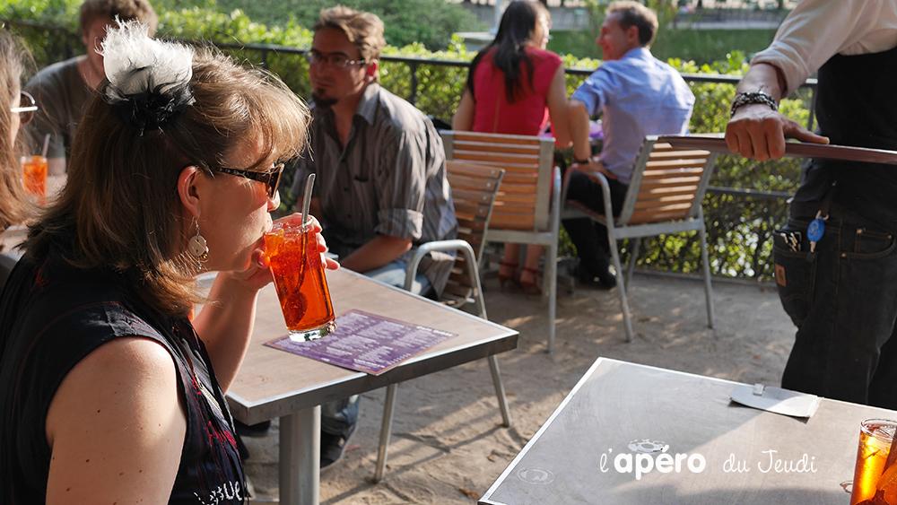 cafe diane terrasse tuileries paris