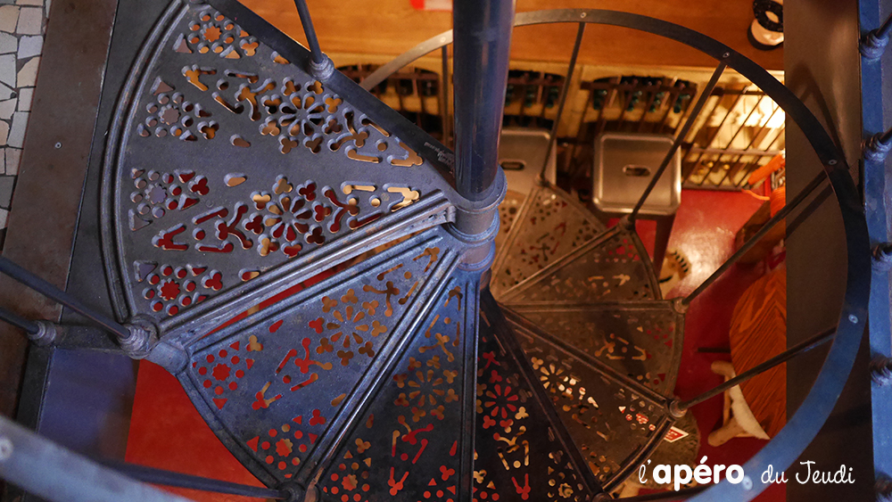 bar Sparks à Paris