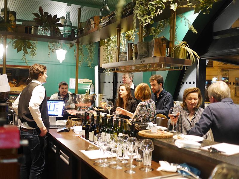 Bar à vin Oenomaniac