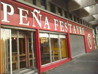 Bar Pena Festayre : l'apéro basque