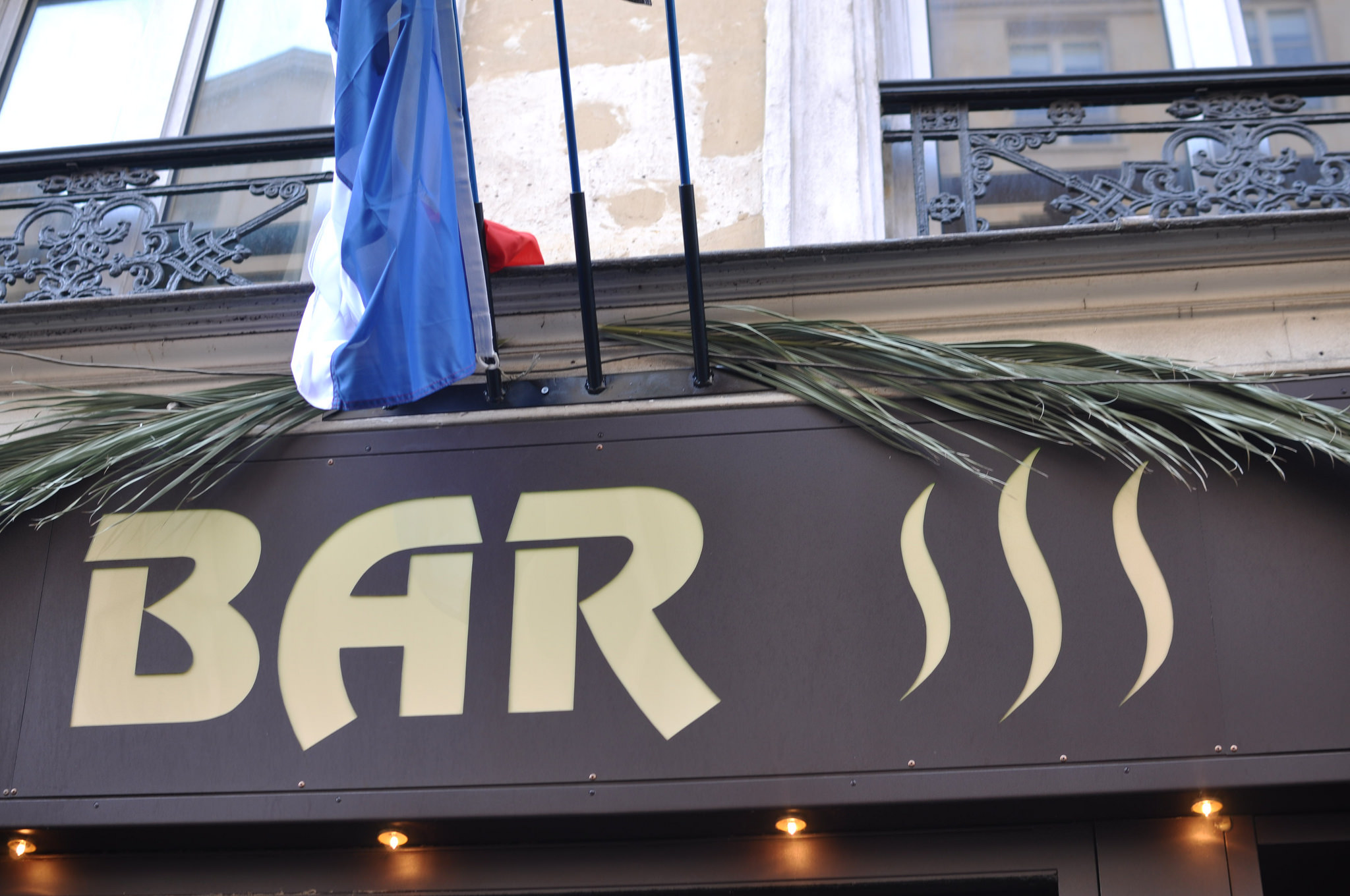 bar à privatiser à Paris : le Bar III