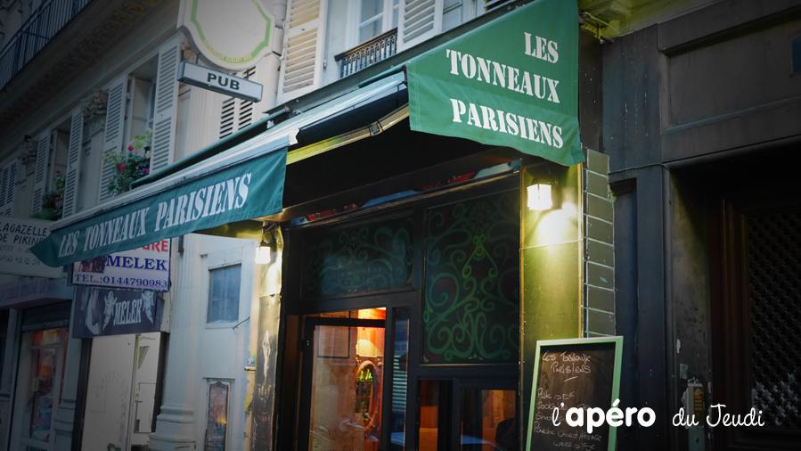 les tonneaux parisiens