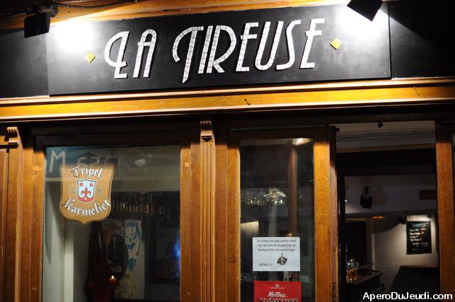 La Tireuse : 1er bar à tireuse à bière en libre service !