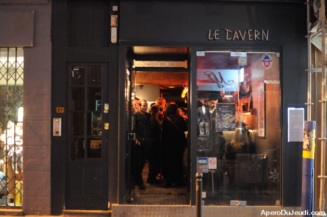 bar à privatiser à Paris : le Cavern