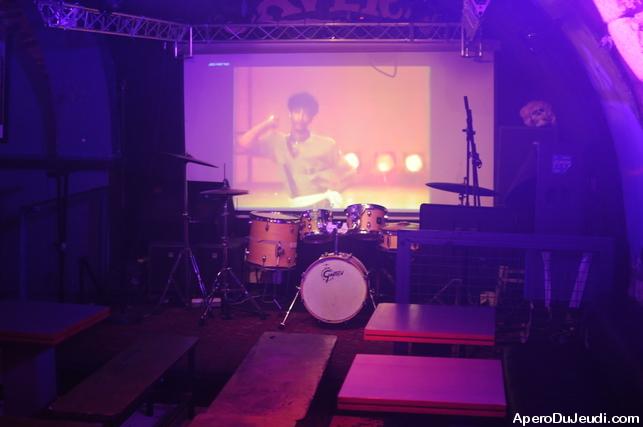 concert le Cavern Paris