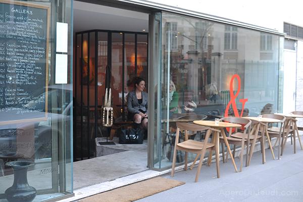 Gallery Restaurant Rue D Assas