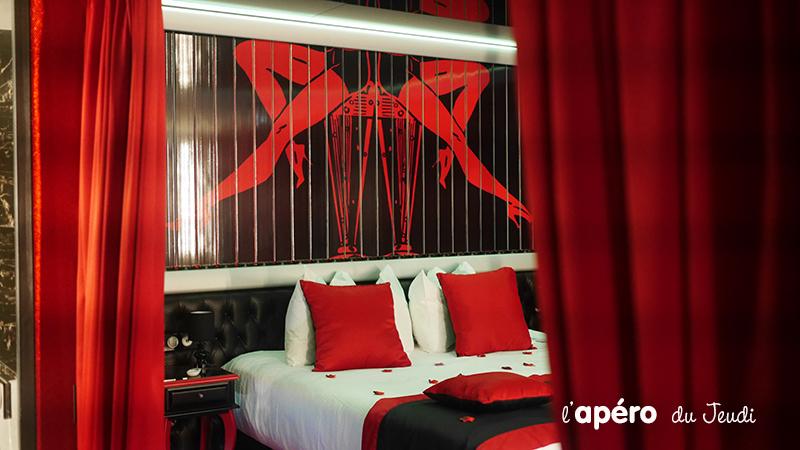Soirée Cabaret au Seven Hotel