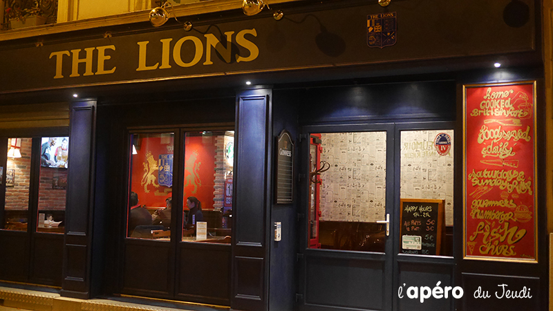 Bar The Lion's