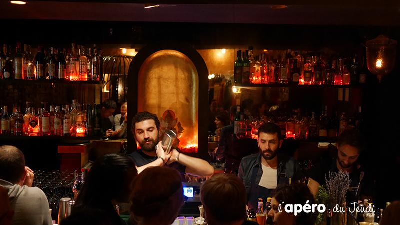Bar Et Restaurant Libertin  Paris