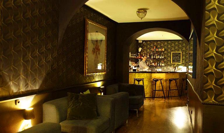 Bar Arbres à Bulles Toulon