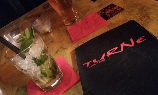 Turné Night Bar à Milan