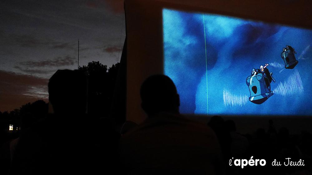 Ciné + Apéro Pique-Nique = Parc de la Villette