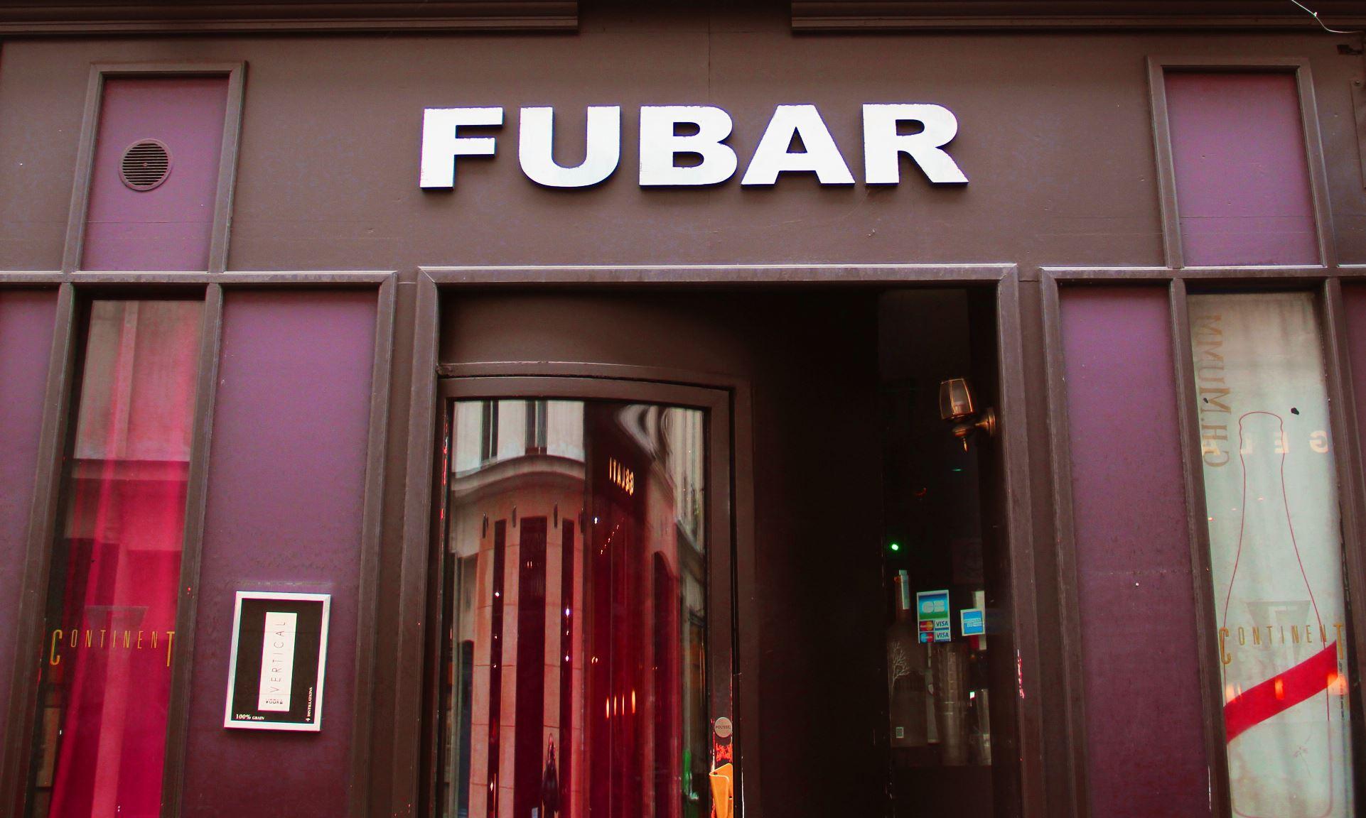 Le FUBAR