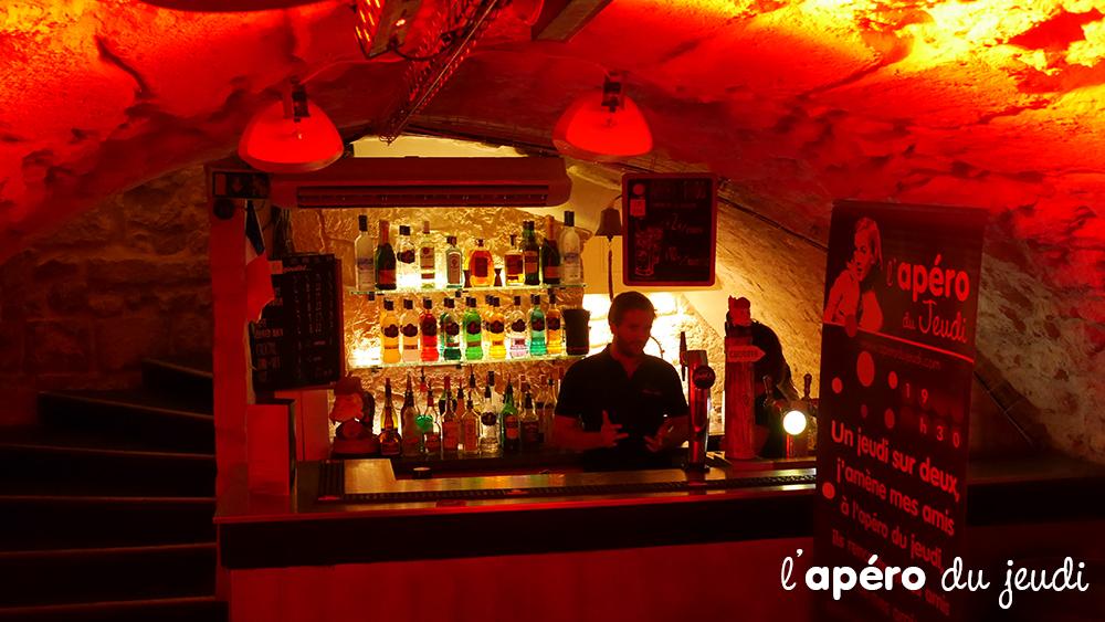 Apéro Pub aux Caractères