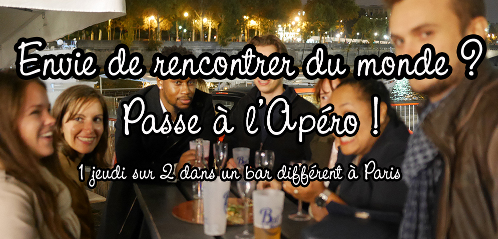 Bar rencontre paris