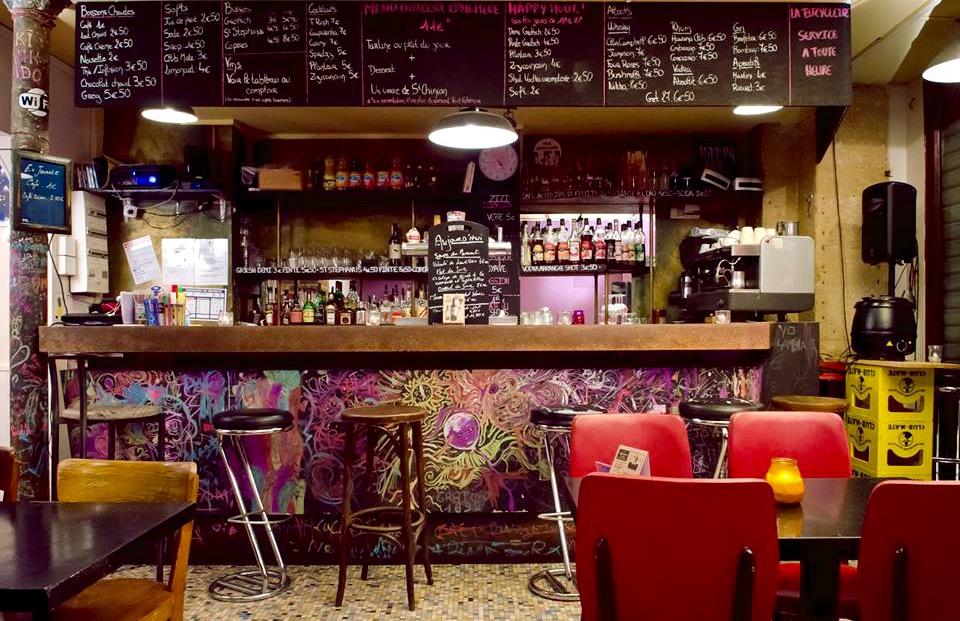 La Bicyclette Café