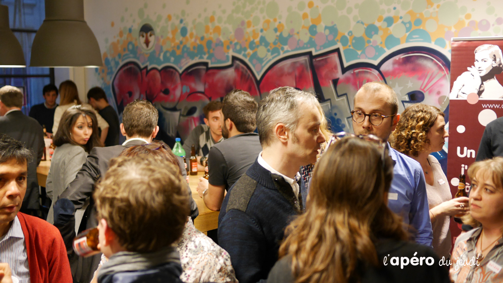 Un afterwork e-commerce comme on l'aime
