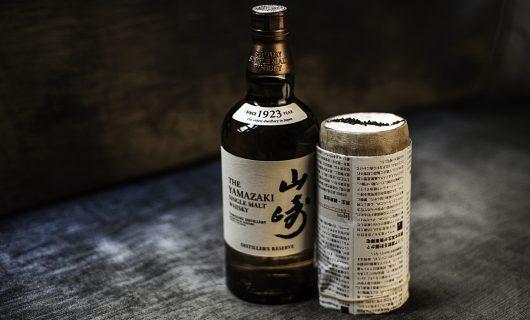 Les Whisky Suntory à l'honneur au Jefrey's