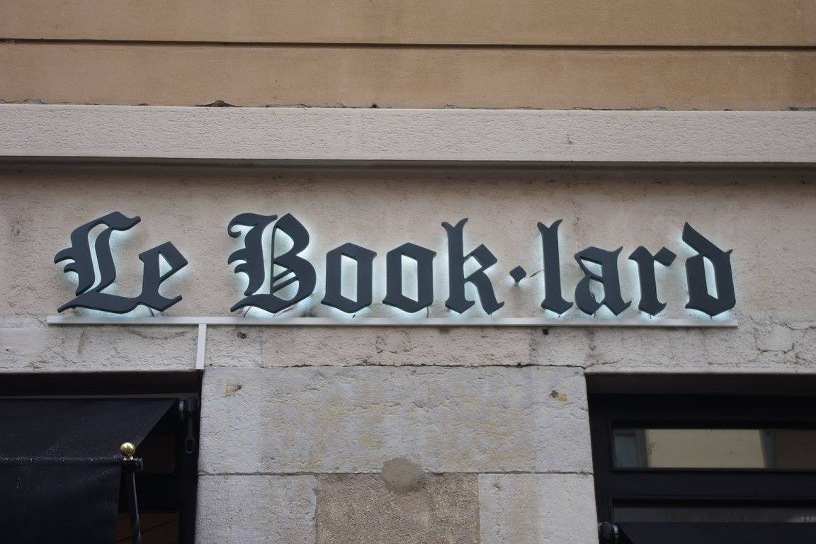 Le Book-lard : le bar à bouquins !
