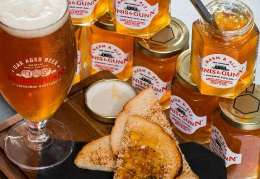 Tartiner de la bière ? C'est possible en Ecosse !