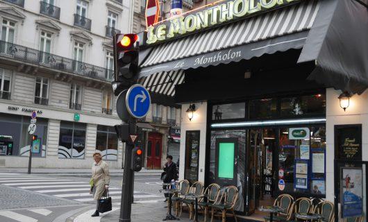 La Brasserie Montholon, un petit air de fête