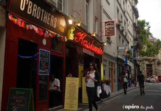 O'Brother, le petit pub de St Germain