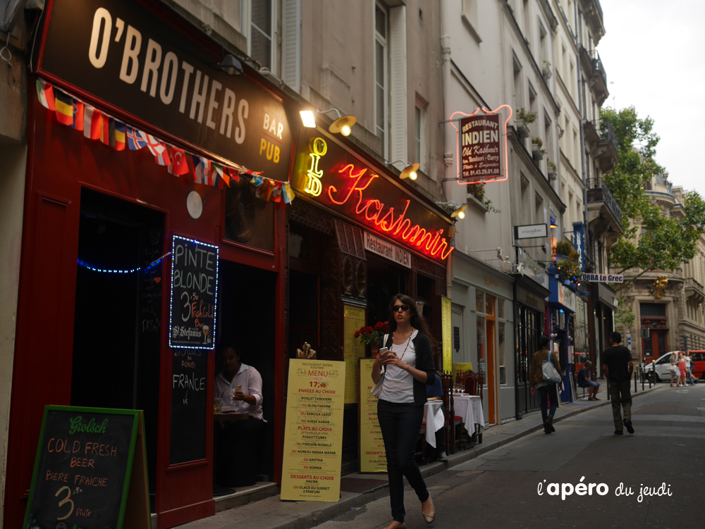 O'Brother, le petit pub de St Germain