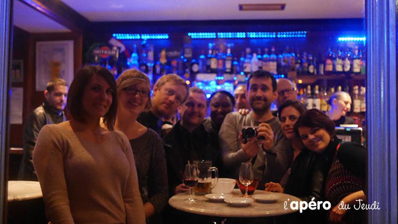 L'Apéro au Comédie Café