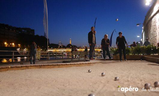 Apéro Paris Plage 2016 ce jeudi 11/08