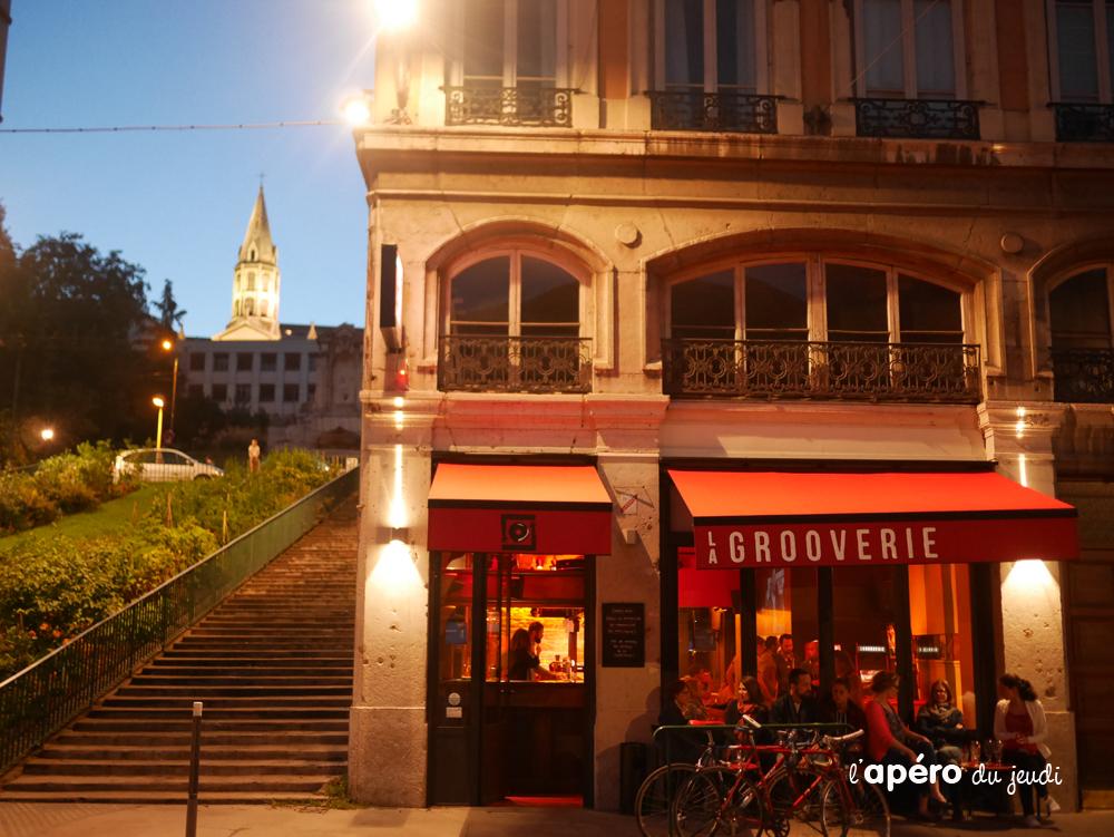 bar la Grooverie à Lyon