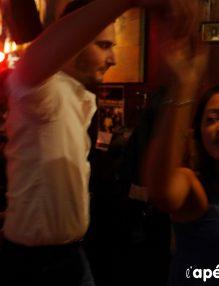 concert cubain au Cubana Café