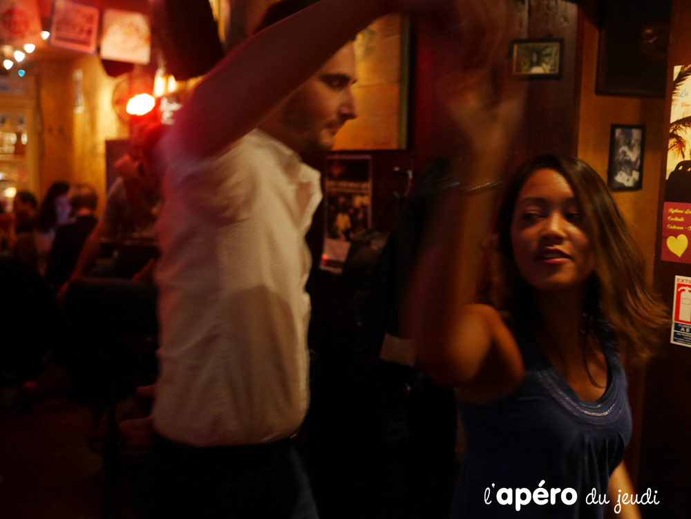 bar à privatiser à Paris : le Cubana