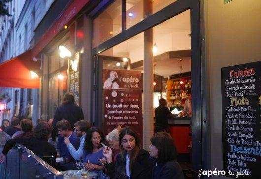A la découverte du Café Custine