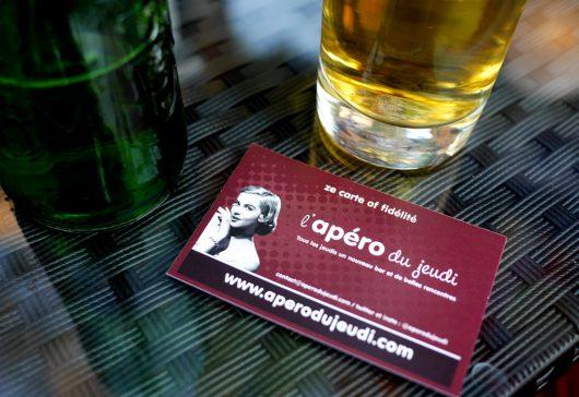 Les bars du Club Apéro du Jeudi