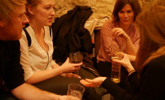 Le 23 bar, à découvrir de toute urgence du côté de Montorgueil