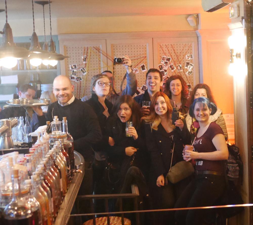 Bar La Petite : pour ses terrasses en plein Paris et ses cocktails !
