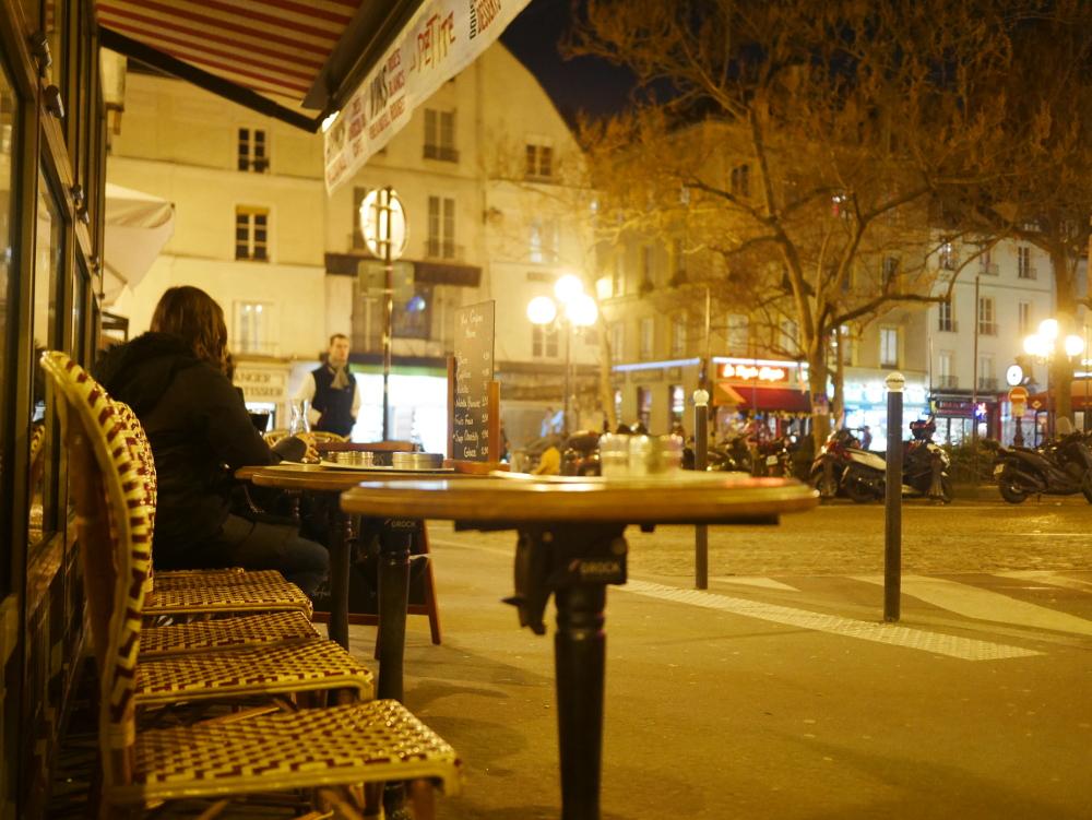 terrasse bar la Petite