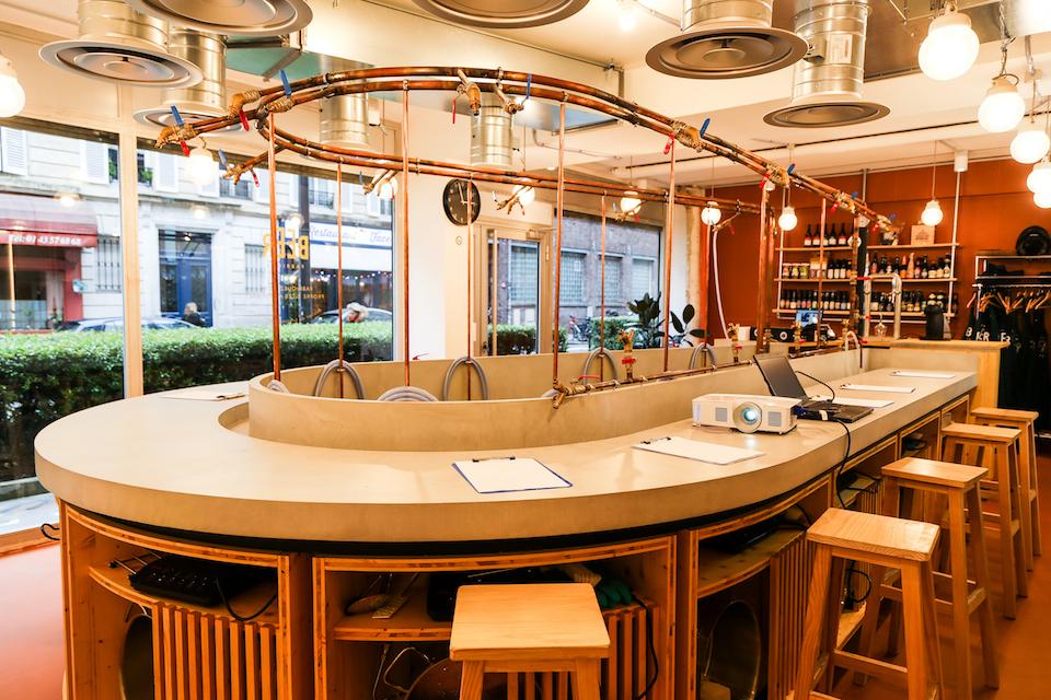Un atelier pour fabriquer sa propre bière !