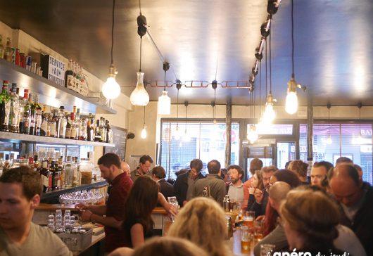 Le Comptoir des Batignolles, nouveau spot de la place Clichy