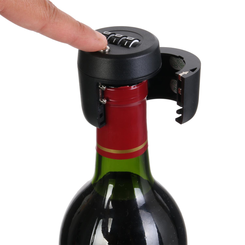 cadenas de bouteille de vin