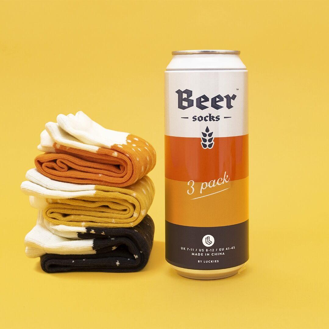 chaussettes bieres
