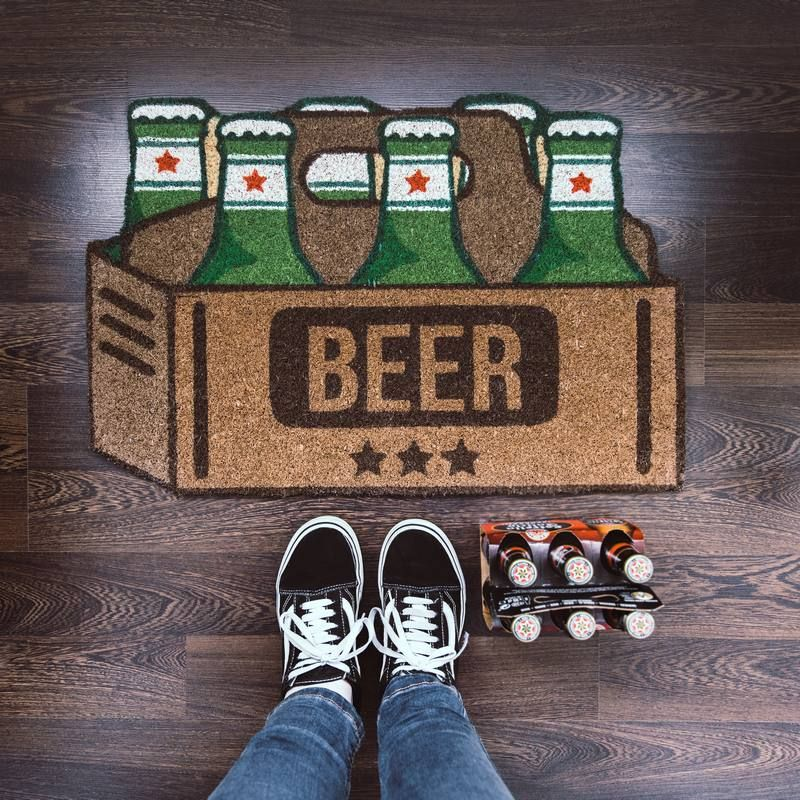 paillasson bieres