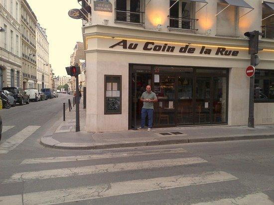 Bar Café Au coin de la rue