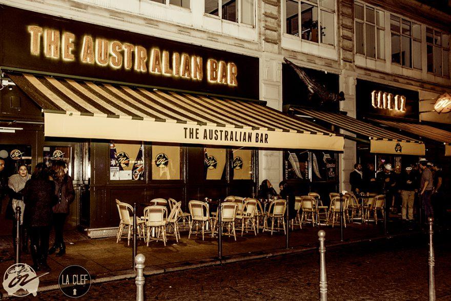 Cafe Bar Romantiques Paris