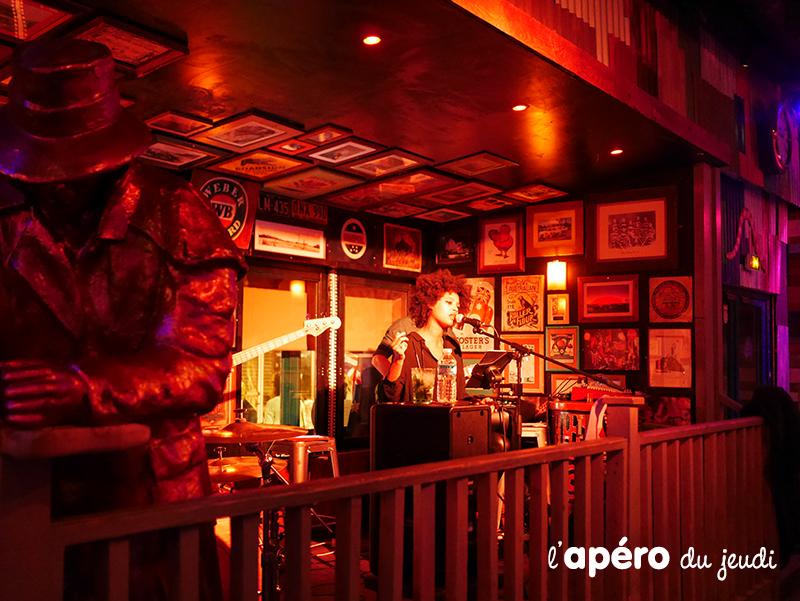 musique live au Café Oz