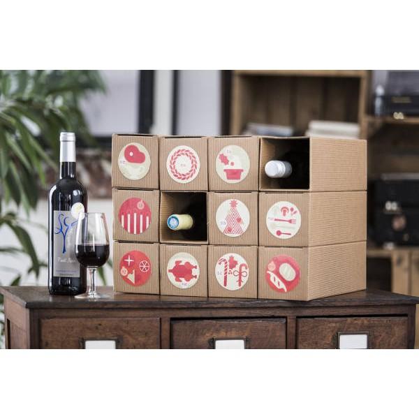 calendrier de l avent homme affordable comme juai un homme plutt gourmand juai choisi des. Black Bedroom Furniture Sets. Home Design Ideas