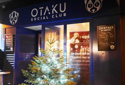 Otaku Social Club, bar geek et cosy