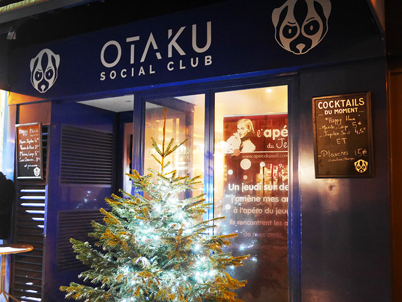 Otaku Social Club, bar geek et cosy