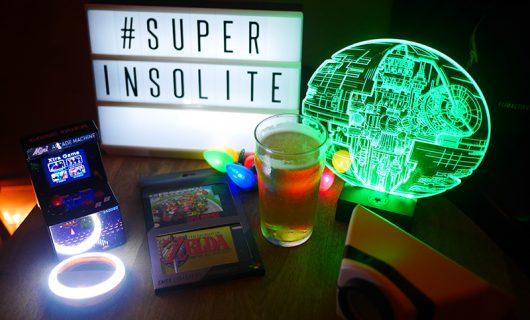 Notre apéro Geek avec Super Insolite