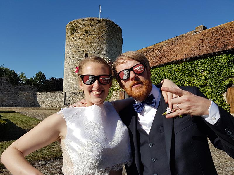 mariage apero